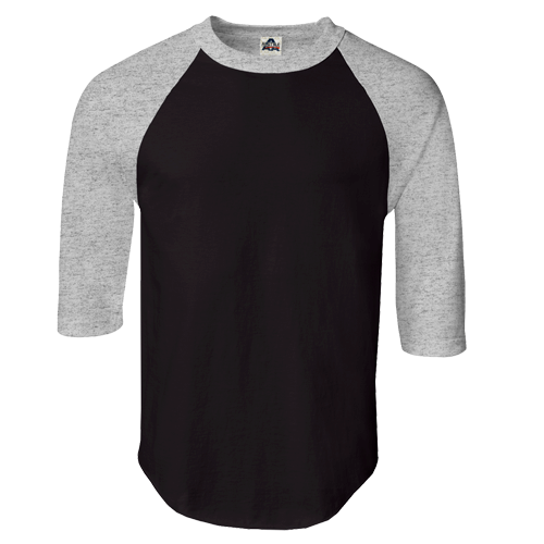 Black / Athletic Heather