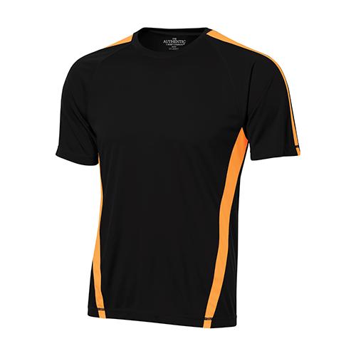 Black / Extreme Orange